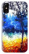 Hart Of The Magic Forest IPhone Case