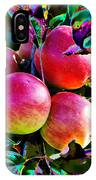 Harvesting Apples IPhone Case