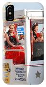 Hastings Carnival Queen IPhone Case