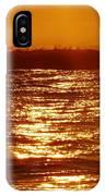 Hatteras Sunrise 16 8/6 IPhone Case