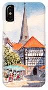 Hattingen Germany IPhone Case