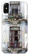 Havana Balconies IPhone Case