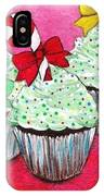 Have A Colorful Holiday - Merry Christmas IPhone Case