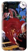 Have You Seen The Eyes Of The Octopus IPhone Case