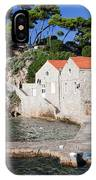 Haven In Dubrovnik IPhone Case