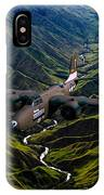 Havoc In The Pacific IPhone Case