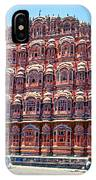 Hawa Mahal IPhone Case