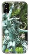 Hawaiian Dancers Statues IPhone Case