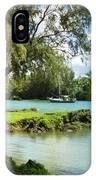 Hawaiian Landscape 5 IPhone Case