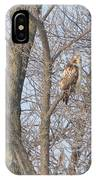 Hawkish IPhone Case