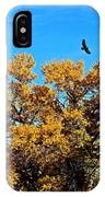Hawks Afar IPhone Case