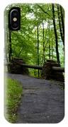 Hawk's Nest Path IPhone Case