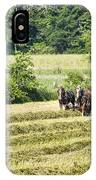 Hay Season IPhone Case