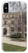 Hayes Hall Osu IPhone Case