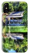 Haywood Cc Grist Mill IPhone Case