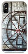 Hdr Industrial Cable Spindle IPhone Case