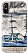 Hdr Tall Ship Boat Pirate Sail Sailing Photography Gallery Art Image Photo Buy Sell Sale Picture  IPhone Case