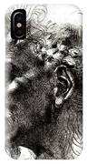 Head Of A Satyr  IPhone Case