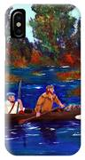 Heading For Rendezvous IPhone Case