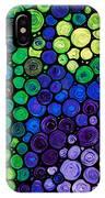 Healing Light - Mosaic Art By Sharon Cummings IPhone Case
