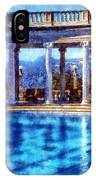 Hearst Castle Pool IPhone Case