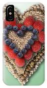 Heart-healthy Foods IPhone Case