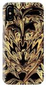 Heart Of Gold IPhone X Case
