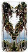 Heart Of Palms IPhone Case