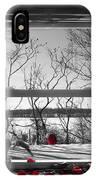 Heartbreak IPhone X Case