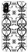 Hearts Black And White IPhone Case
