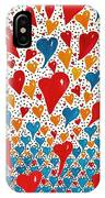 Hearts For You IPhone Case