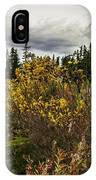 Heather Meadow IPhone X Case