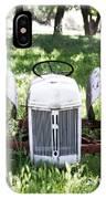 Heavenly Tractor IPhone Case