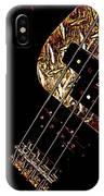 Heavy Metal Bass IPhone Case
