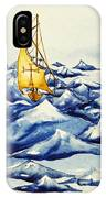 Heavy Seas IPhone Case