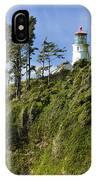 Heceta Head Lighthouse 1 A IPhone Case