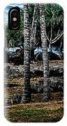 Heiau Wailua River IPhone Case
