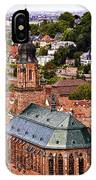 Heidelberg Church Of The Holy Spirit IPhone Case