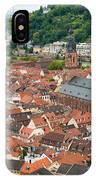 Heidelberg Deutschland Germany IPhone Case