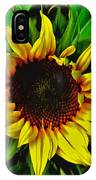 Helianthus Annus - Sunnydays IPhone Case