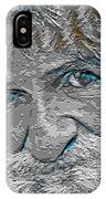 Helping Hand Poverty IPhone Case