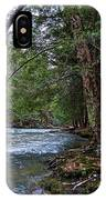 Hemlock Creek Edge IPhone Case