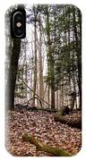 Hemlock Forest IPhone Case