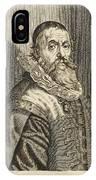 Hendrik Goltzius  Dutch Engraver IPhone Case