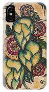 Henna Hops Study 1 IPhone X Case