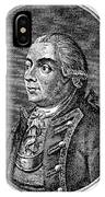 Henry Clinton (1738-1795) IPhone Case
