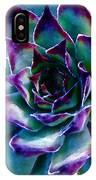 Hens And Chicks Series - Evening Hues IPhone Case