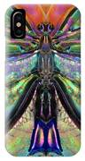 Her Heart Has Wings - Spiritual Art By Sharon Cummings IPhone Case