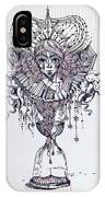 Her Majesty Time IPhone Case