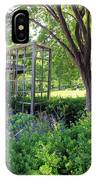 Herb Garden0981 IPhone Case